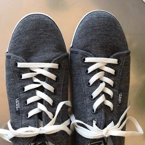 d596f83cc73c5d Vans Shoes - VANS Ortholite sneakers grey ortho hip!